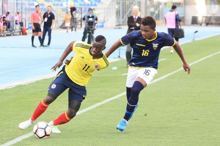 Ecuador fue sorprendido al último minuto en el arranque del hexagonal final