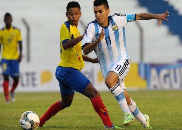 Dolorosa derrota de Ecuador