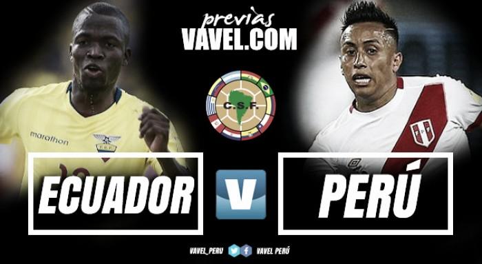 Previa Ecuador -Perú: La 'bicolor' se juega el todo por el todo en la altura de Quito