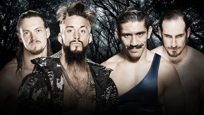 Original plans for WWE Payback tag team match