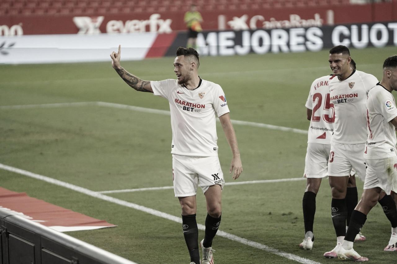Sevilla FC vs RCD Mallorca : Puntuaciones del Sevilla, 36ª jornada de LaLiga