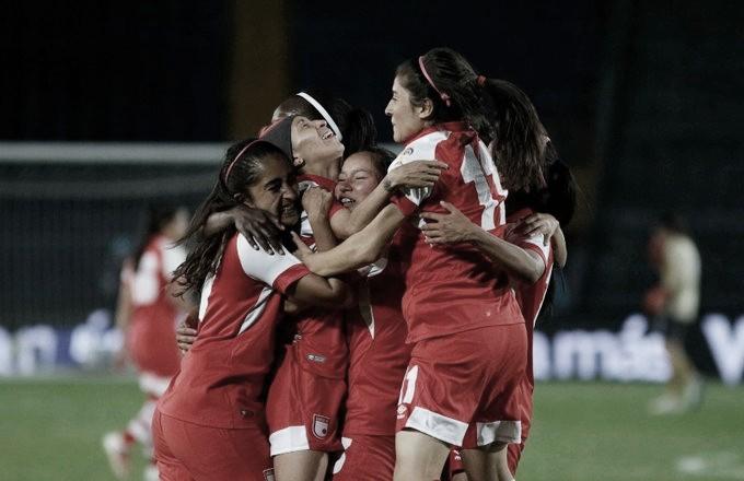 """Paola Sánchez: """"Cabeza en alto y vamos a jugarnos el todo por el todo el domingo"""""""