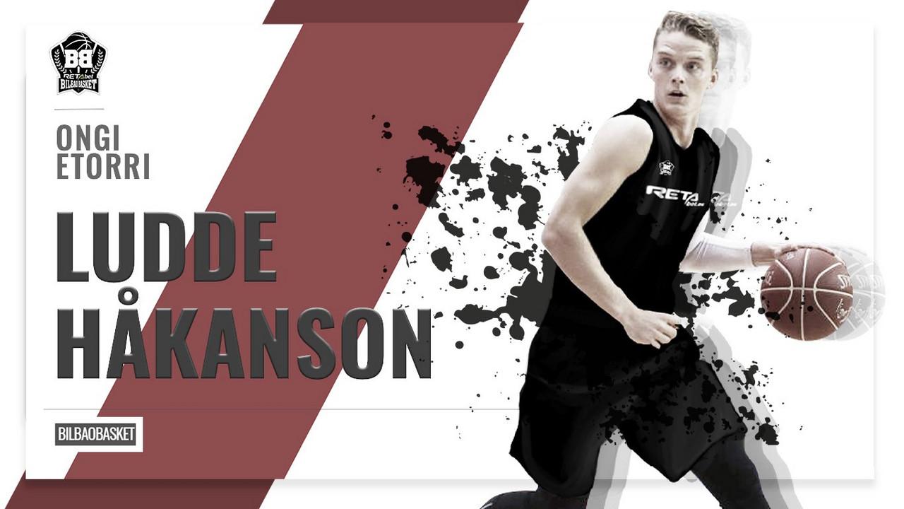 RETAbet Bilbao Basket anuncia el fichaje de Ludde Hakanson