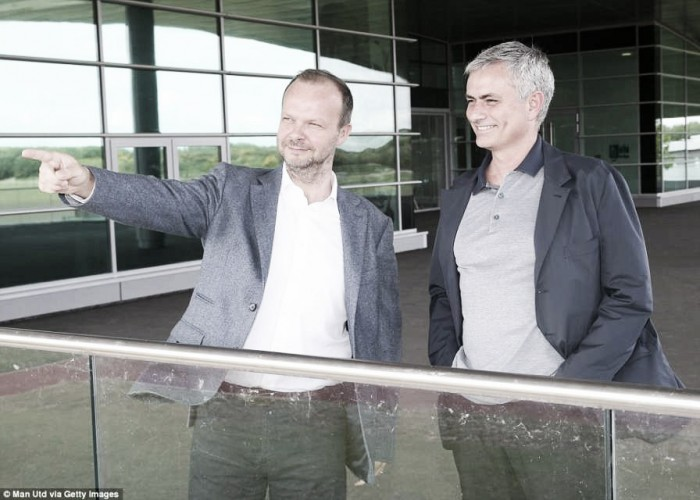 Ed Woodward finally gets his 'statement' signing