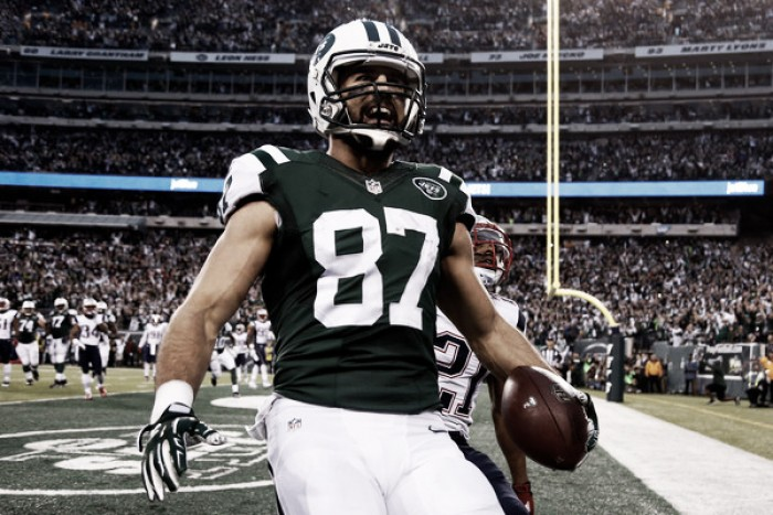 Titans agree to one-year deal with WR Eric Decker