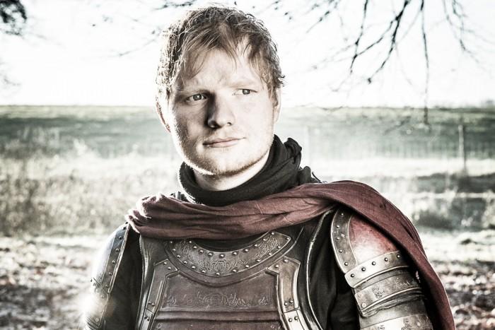 Ed Sheeran canta na estreia da 7ª temporada de Game of Thrones