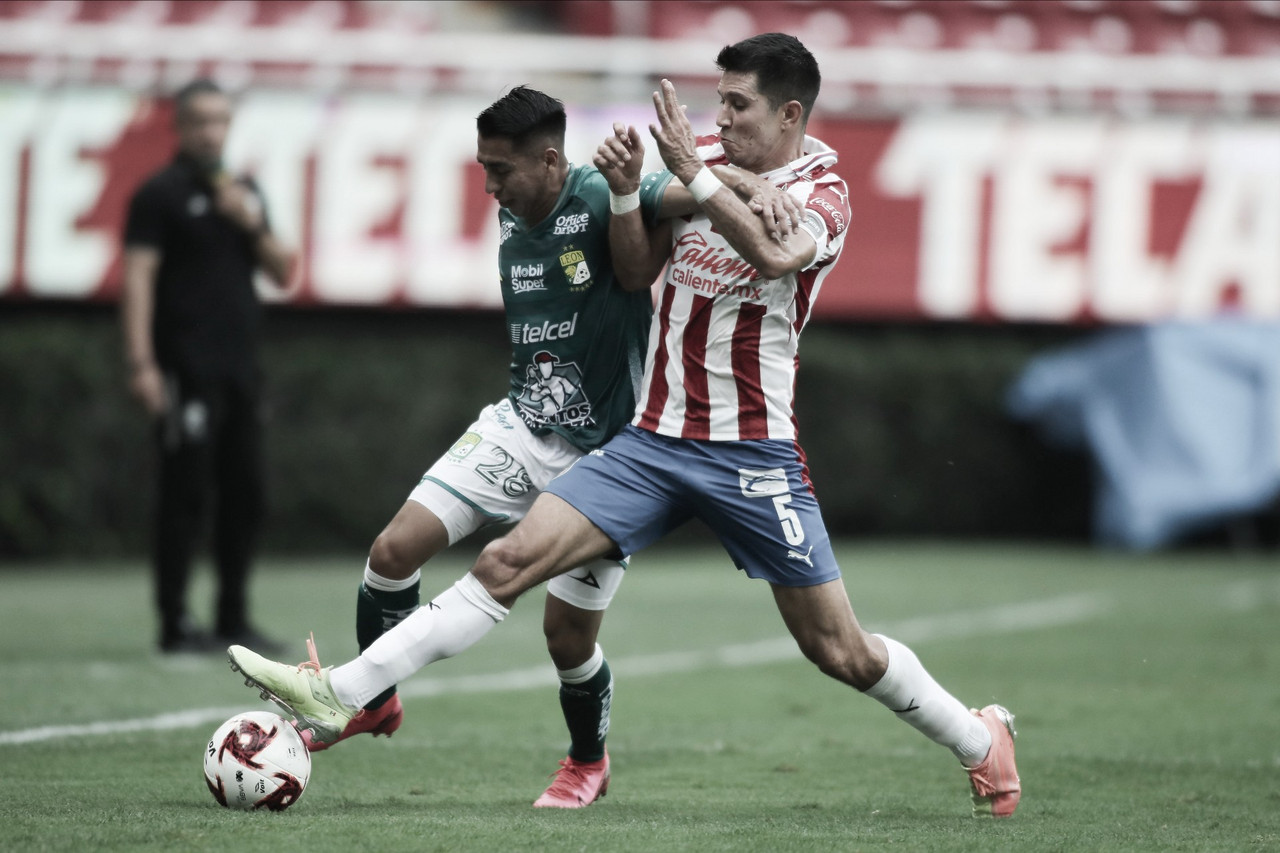 Chivas y León no se hacen daño en la jornada inaugural de Guard1anes 2020