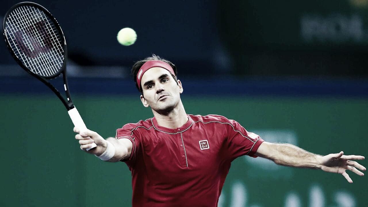 Federer bate Ramos-Vinolas, se vinga de derrota em 2015 e começa bem a caminhada em Xangai