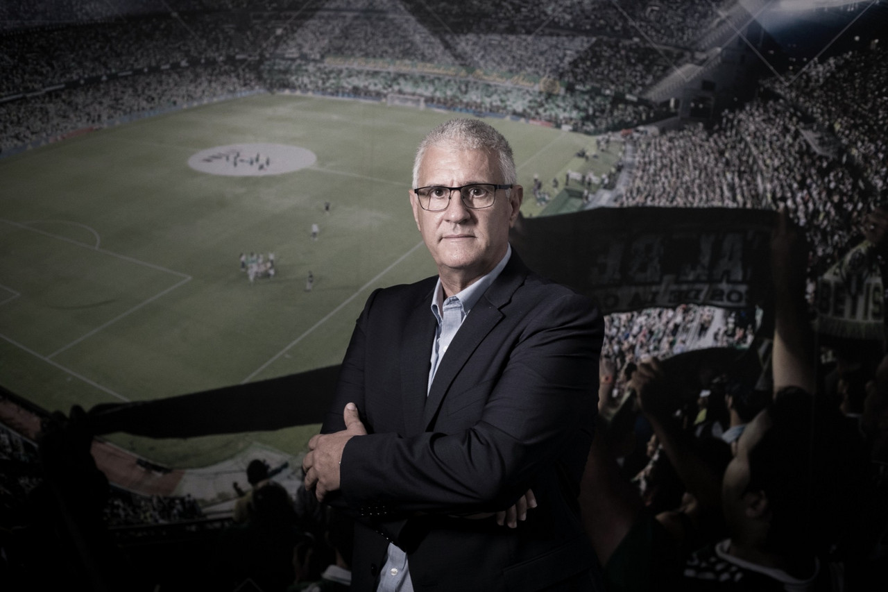 """Cordón: """"El Betis debe quedar lo más arriba posible"""""""