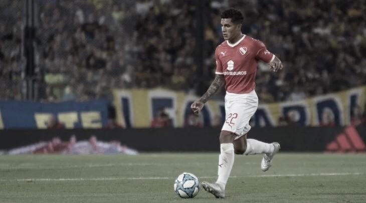 Lucas Romero: ''Independiente donde juegue tiene que ser protagonista''
