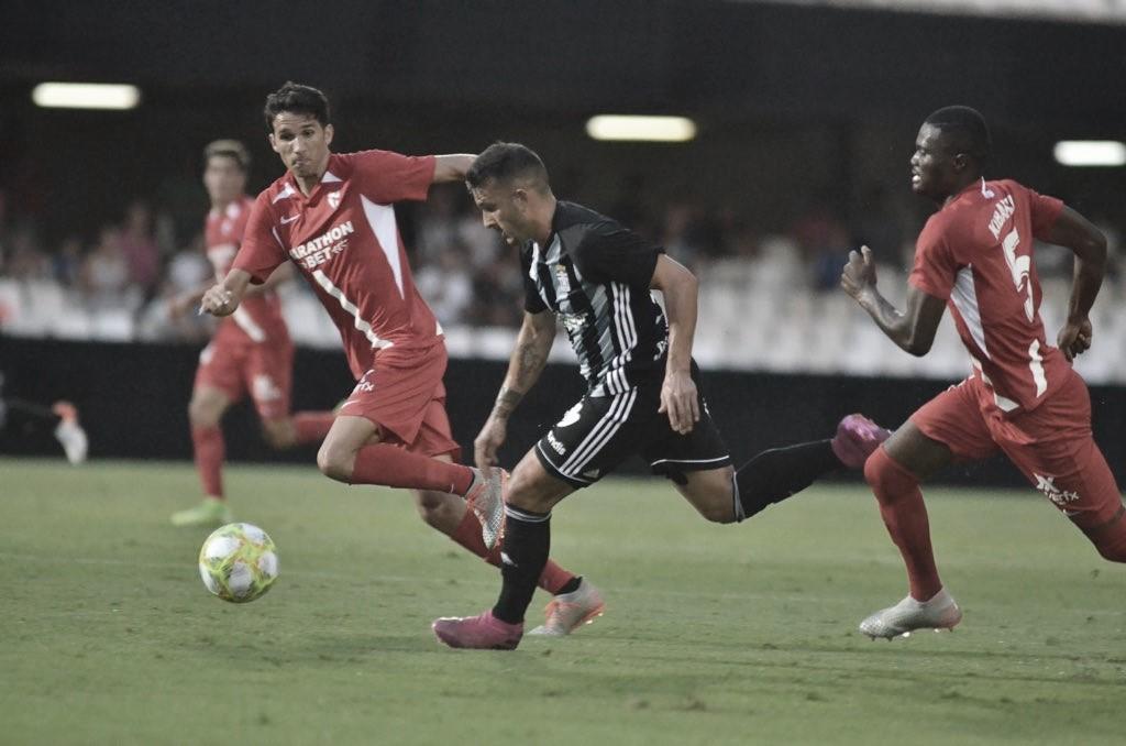 Previa Sevilla Atlético – Cádiz CF 'B': duelo de filiales para buscar la segunda victoria de la temporada