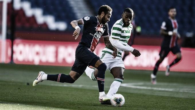 Com gol de Neymar, PSG goleia em amistoso contra Celtic