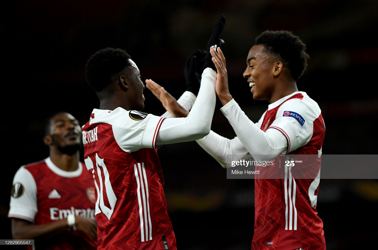 Arsenal 3-0 Dundalk: A Hale End inspired win earned Arsenal all three points
