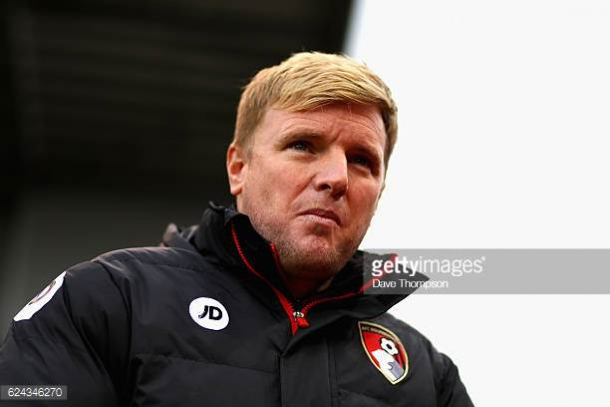 Eddie Howe delighted with character of his team following Defoe rescue mission at Watford