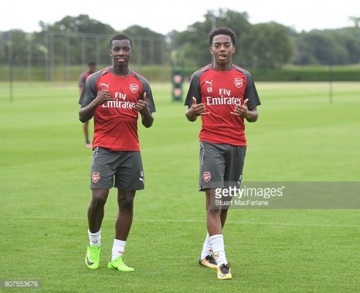 Profiling the young stars going on Arsenal's pre-season tour
