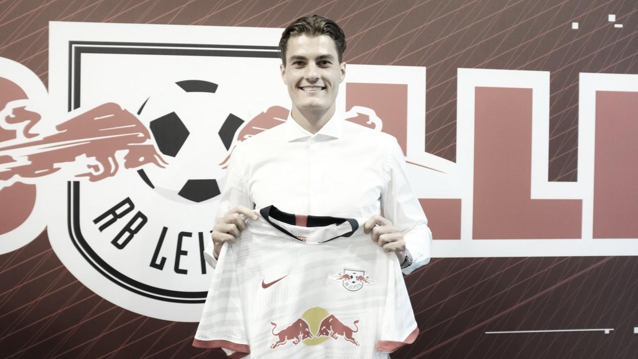 Roma anuncia empréstimo do atacante Patrik Schick ao RB Leipzig