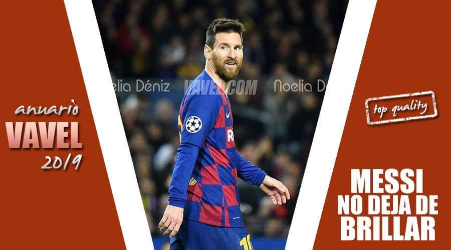 Anuario VAVEL FC Barcelona: Messi no deja de brillar