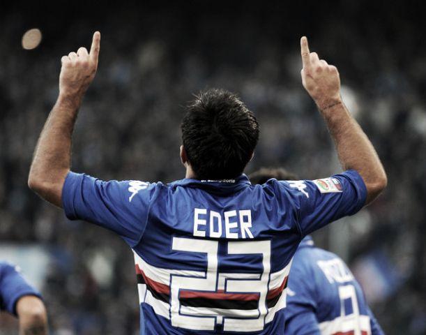 Sampdoria, con la mira puesta en Europa
