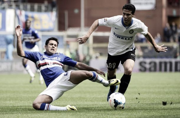 Inter - Sampdoria, preview