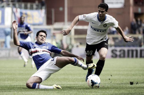 Inter - Sampdoria, preview