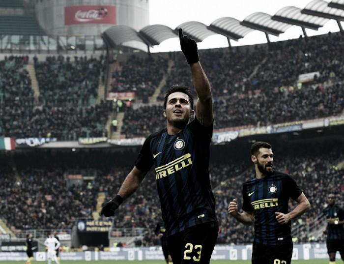 Éder marca, dá assistência de trivela e Inter bate Empoli pela Serie A