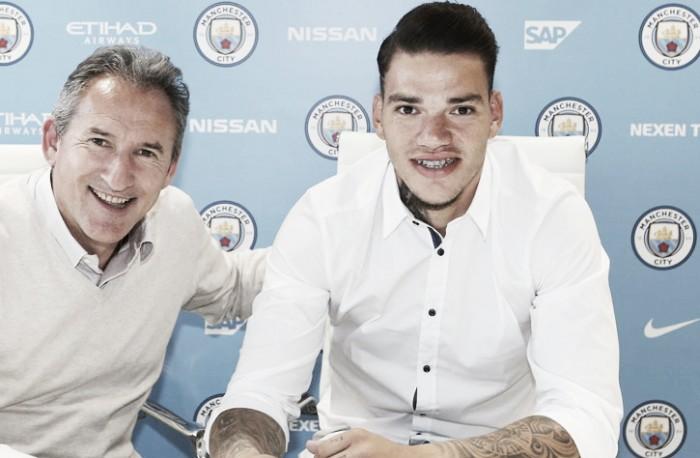 Il Manchester City ha il proprio portiere: ufficiale l'arrivo di Ederson