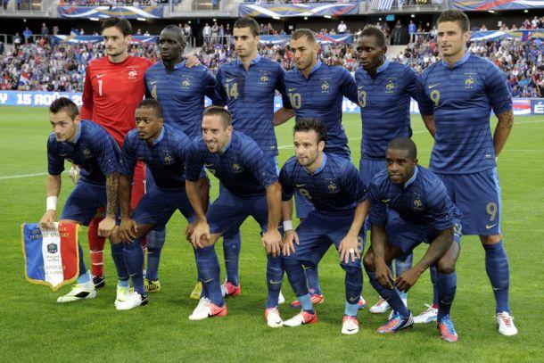 La Norvège, le Paraguay et la Jamaïque pour les Bleus