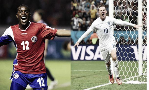 Costa Rica - Angleterre : faire peur aux concurrents