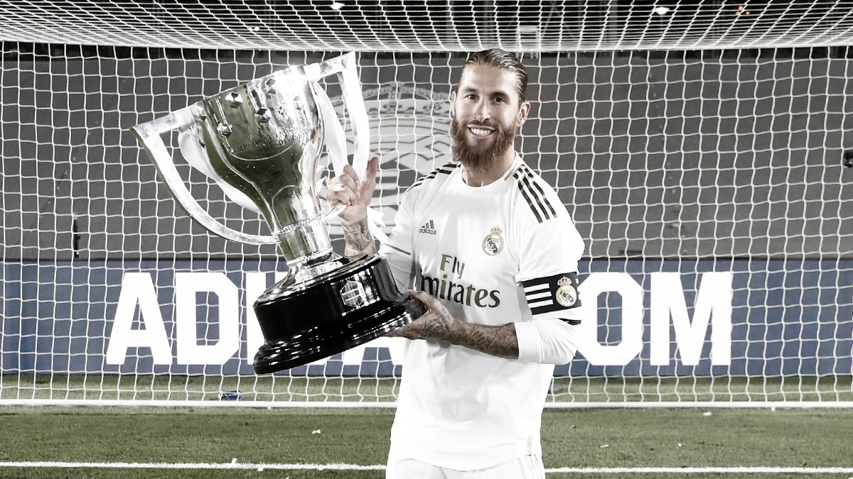 Sergio Ramos, el defensa más goleador