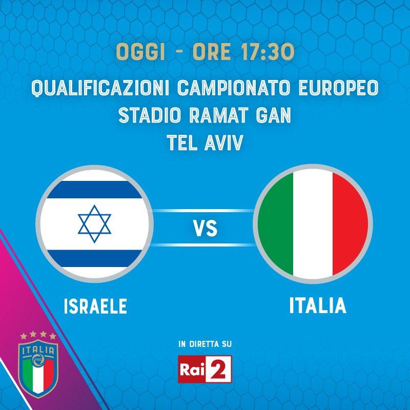 Calcio Femminile, Qualificazioni Europei 2021: diretta Israele-Italia, Rai2 e streaming