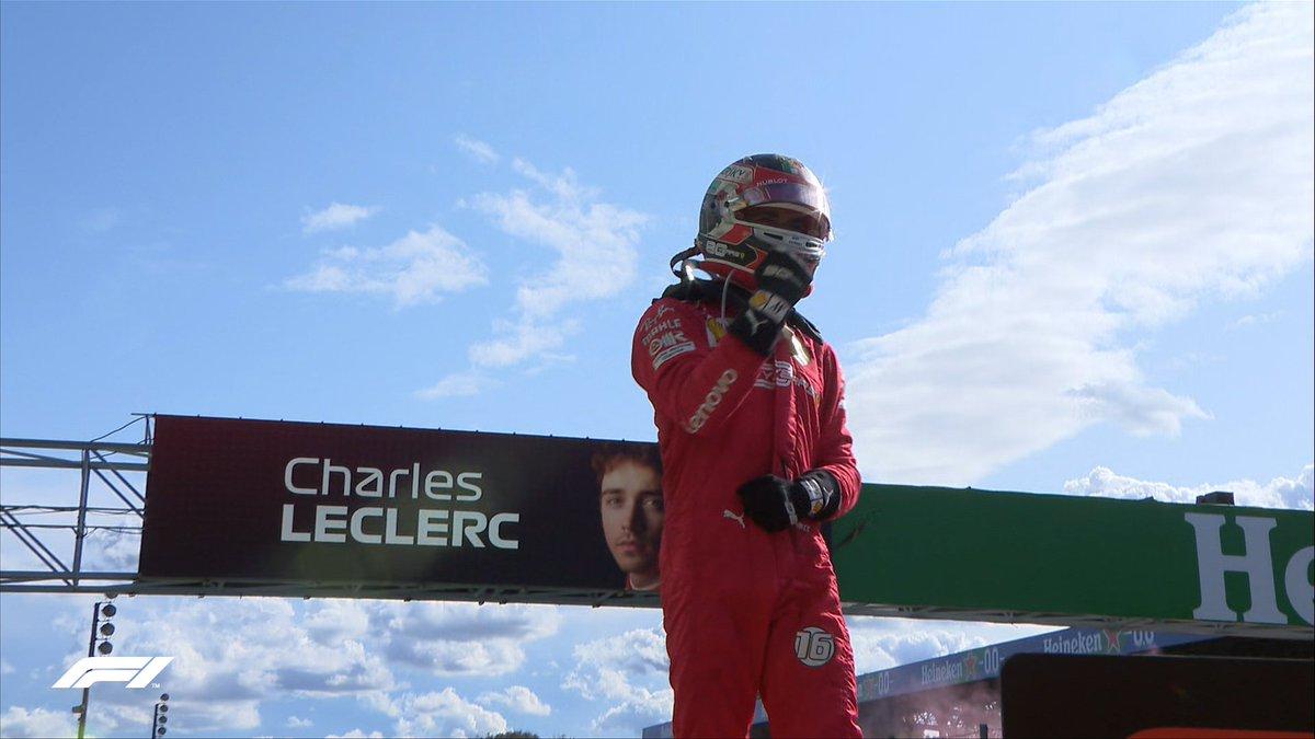 Formula1 Gp Italia Monza- Not in our house! LeClerc conquista Monza da predestinato