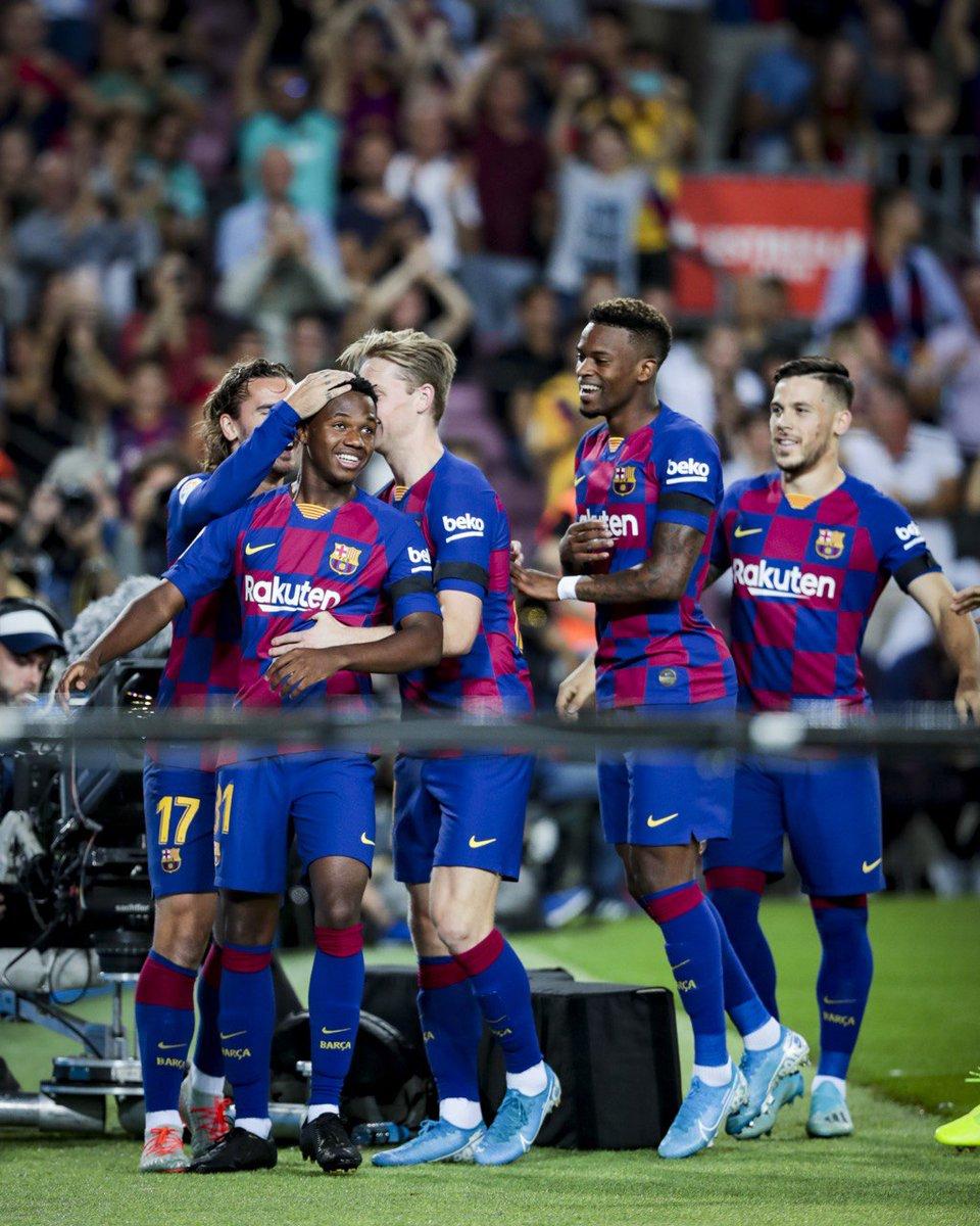 Liga Spagnola- Crollo Atletico, vincono Real e Barcellona