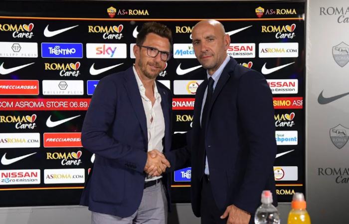 Ufficiale - Di Francesco è il nuovo allenatore della Roma