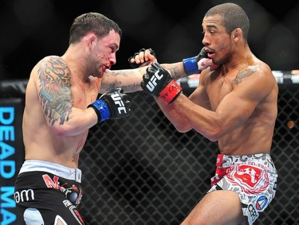 UFC: Frankie Edgar Topples Chad Mendes In First Round
