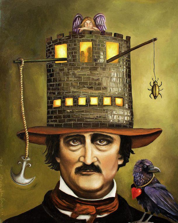 Extraordinario Poe
