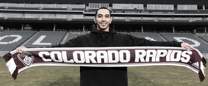 Edgar Castillo, nuevo defensor para Colorado