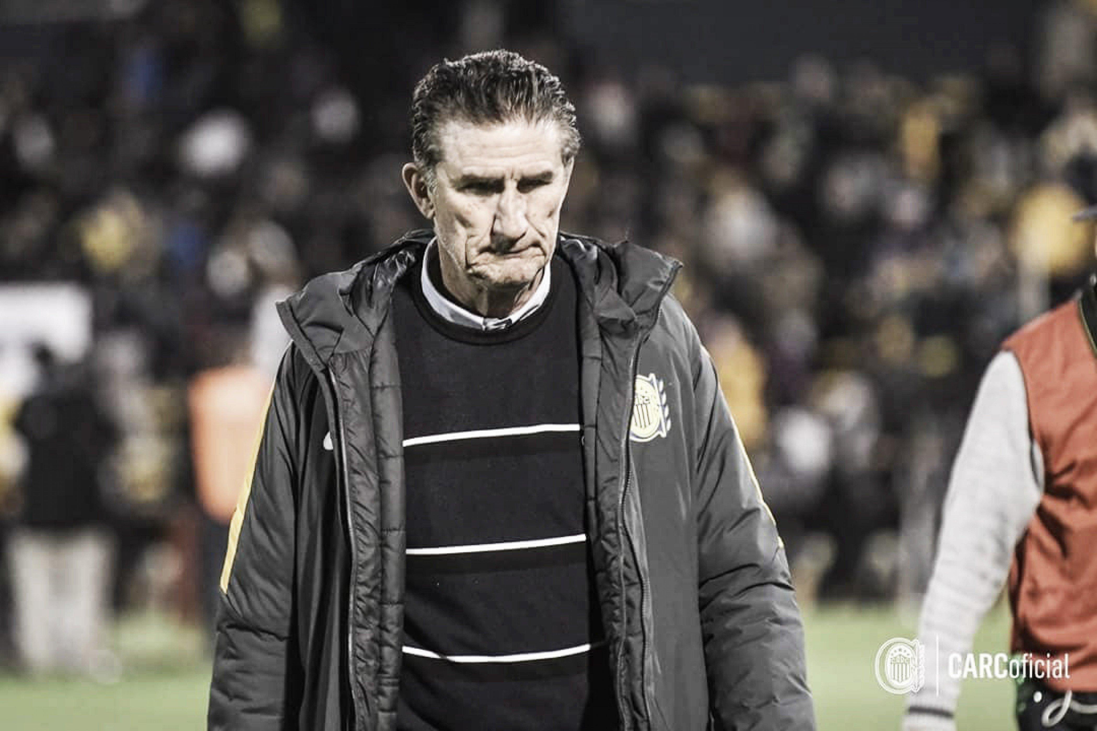 """Edgardo Bauza: """"Busco darle más desequilibrio por afuera al equipo"""""""