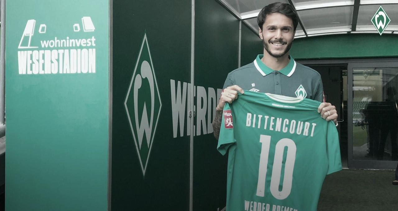 Werder Bremen anuncia contratação do meia Leonardo Bittencourt