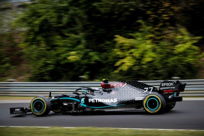 Formula 1, Gran Premio d'Ungheria: Mercedes devastante nelle libere 1