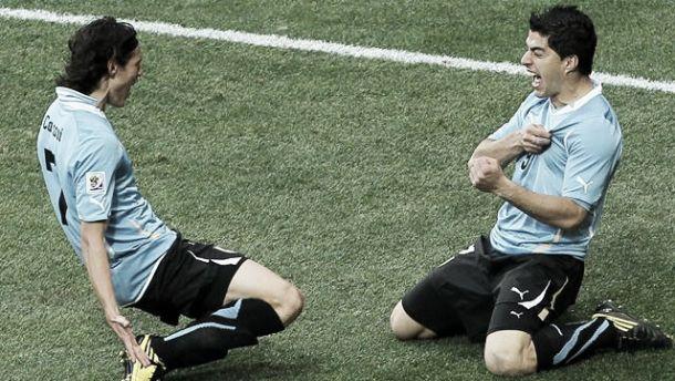 PSG x Barcelona: Cavani e Suárez serão as duas armas de ataque