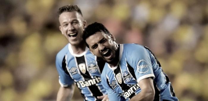 A caminho do Cruzeiro, lateral Edilson se despede do Grêmio
