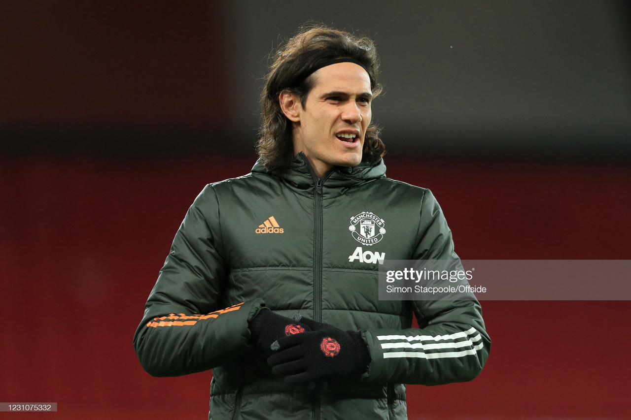 How important is Edinson Cavani for Manchester United and are his fitness issues blocking a contract extension?