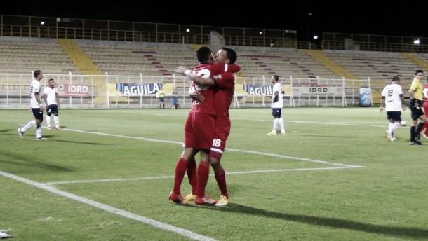 Sobre el final, Fortaleza consiguió quedarse con la victoria frente a Unión