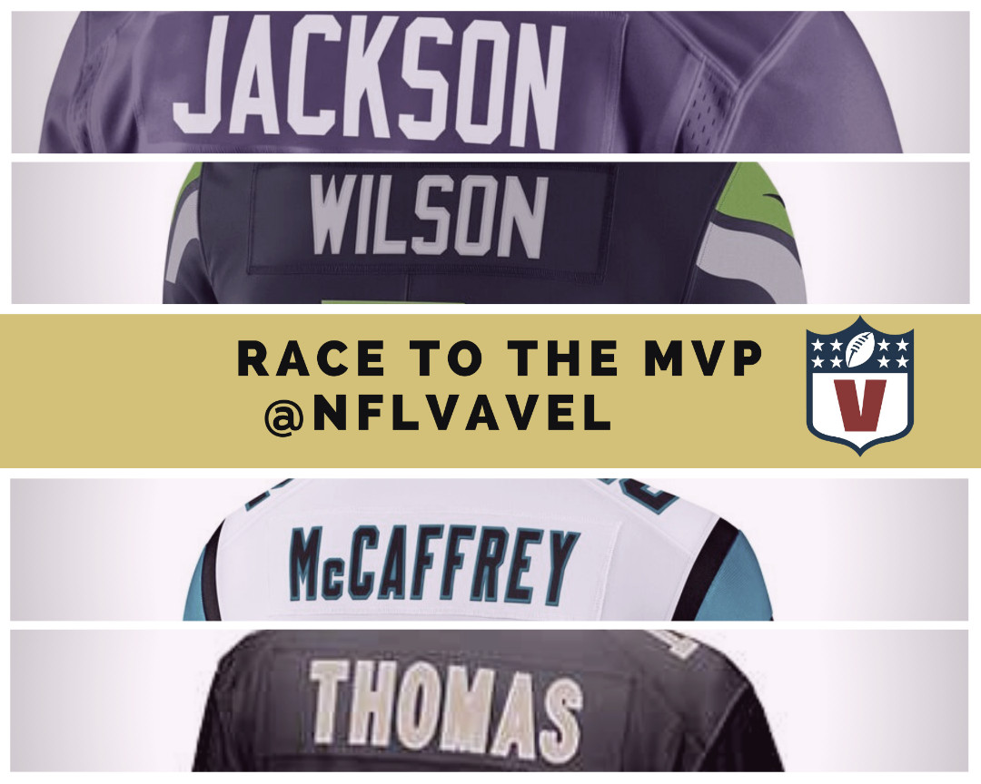 Power Rankings de jugadores: Race to the MVP semana 13