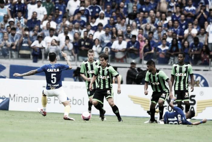 Resultado Uberlândia x América pelo Campeonato Mineiro (0-3)