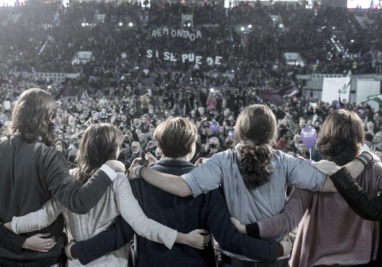 """El """"Efecto Podemos"""" se desmorona"""