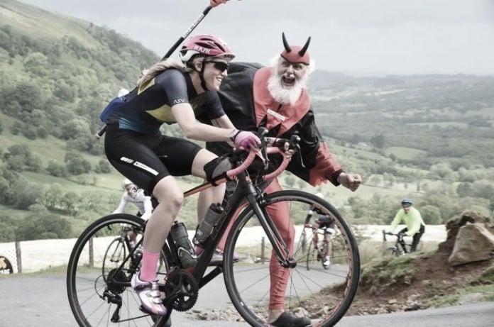 Animador do Tour de France, 'Diabo' vem ao Brasil para o L'Étape