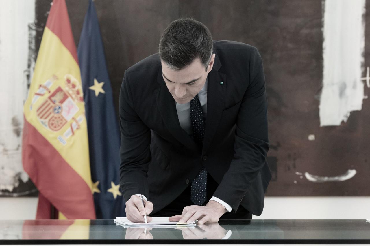 Pedro Sánchez pedirá al Congreso una nueva prórroga