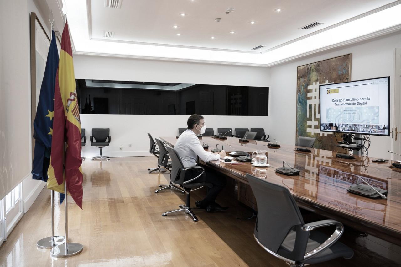Pedro Sánchez declara el estado de alarma en España