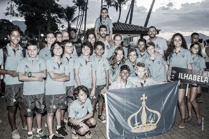 Semana Internacional de Vela de Ilhabela fomenta nova geração com Regata do Amanhã